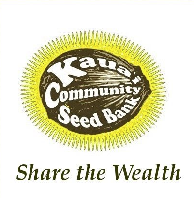 Kauai Community Seed Bank Logo